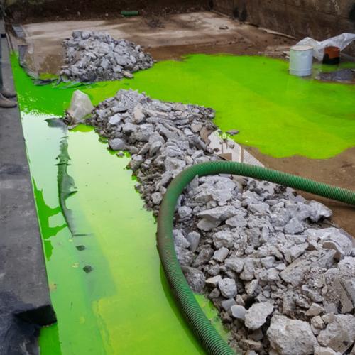 Ricerca infiltrazioni d'acqua da terrazzi e giardini pensili - Bizzotto Ricerca Perdite